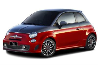 Abarth 595 Hatchback 1.4 16V T-Jet 145ps 3dr Auto Business Contract Hire 6x35 10000