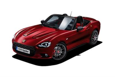 Abarth 124 Spider Roadster 1.4 T Multiair 2dr Mt Business Contract Hire 6x35 10000