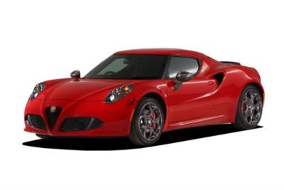 Alfa Romeo 4C Coupe1.75 Tbi 177ps 2dr TCT Auto Business Contract Hire 6x35 10000