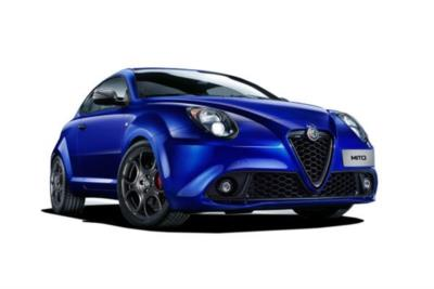 Alfa Romeo Mito Hatchback 1.4 TB MultiAir 170 Veloce 3dr TCT Auto Business Contract Hire 6x35 10000