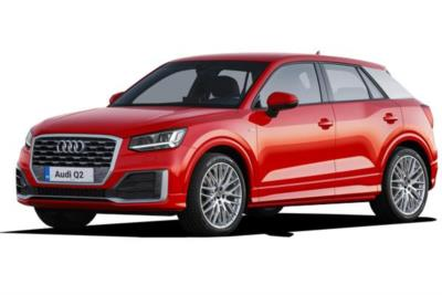 Audi Q2 Diesel Estate 2.0 Tdi Quattro 150ps S-Line 5dr S-Tronic 7At Business Contract Hire 6x35 10000