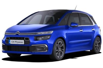 Citroen C4 Picasso Estate 1.2 PureTech 110ps Touch Edition 5dr Start/Stop manual Business Contract Hire 6x35 10000