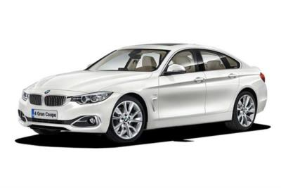 Bmw 4 Series Gran Coupe 420i M Sport 4dr Mt (Professional Media) Business Contract Hire 6x35 10000