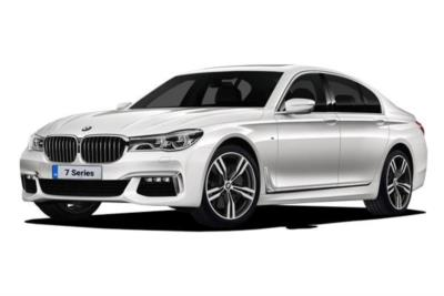 Bmw 7 Series Saloon 740Li Exclusive 4dr Auto Business Contract Hire 6x35 10000