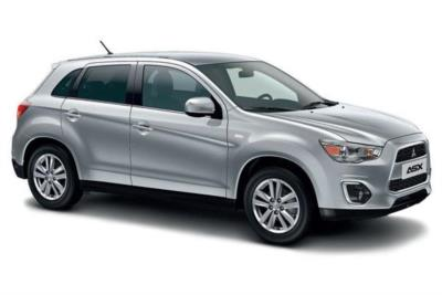 Mitsubishi Asx Diesel 2.2 147ps 4 5dr Auto 4wd Business Contract Hire 6x35 10000