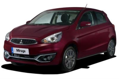 Mitsubishi Mirage Hatchback 1.2 Juro 5dr Auto (Leather) Business Contract Hire 6x35 10000