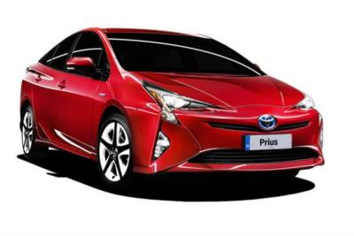Toyota Prius Hatchback 1.8 Vvti Business Edition Plus (15/Alloy) 5dr CVT Auto Business Contract Hire 6x35 10000