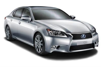 Lexus Gs Saloon 300h 2.5 Executive Edition 4dr CVT Auto Business Contract Hire 6x35 10000