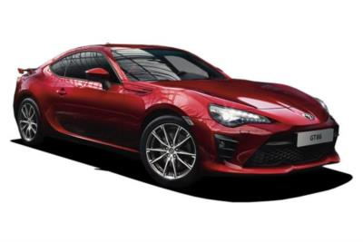 Toyota GT 86 2.0 D-4S 6Mt Business Contract Hire 6x35 10000