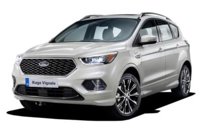 Ford Kuga Vignale Diesel Estate 2.0 Tdci 150ps 5dr 2WD 6Mt Business Contract Hire 6x35 10000