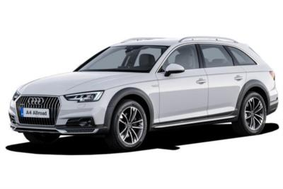 Audi A4 Diesel Allroad 2.0 Tdi 190ps Quattro 5dr S Tronic 7At Business Contract Hire 6x35 10000