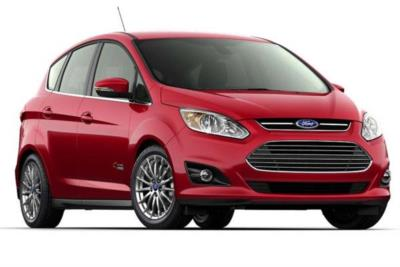 Ford Grand C-max Estate 1.0 Ecoboost 125 Titanium X Navigation 5dr Business Contract Hire 6x35 10000