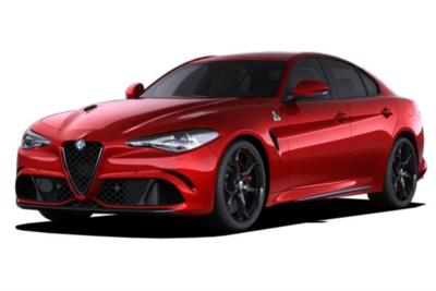 Alfa Romeo Giulia Diesel Saloon 2.2 Jtdm-2 180ps Speciale 4dr Auto Business Contract Hire 6x35 10000