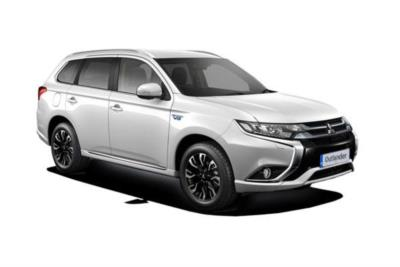 Mitsubishi Outlander Diesel Estate 2.2 Di-d 3 4wd 5dr Manual Business Contract Hire 6x35 10000