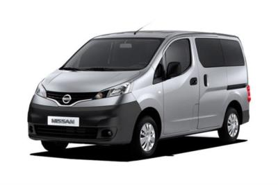 Nissan Nv200 Combi Diesel 1.5 Dci 110 Acenta (5 Seat) 5dr 6Mt Business Contract Hire 6x35 10000