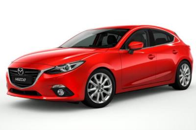 Mazda 3 Diesel Hatchback 2.2d Sport Nav 5dr Manual (Leather) Business Contract Hire 6x35 10000
