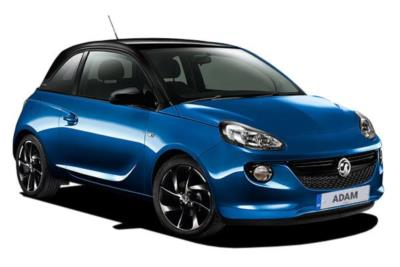 Vauxhall Adam Hatchback 1.2i Glam 3dr (Style Pack) Business Contract Hire 6x35 10000