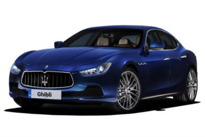 Maserati Ghibli Diesel V6d 3.0 4dr Auto Business Contract Hire 6x35 10000