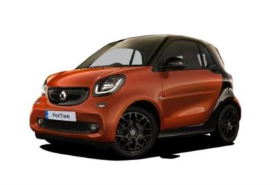 Smart Fortwo Coupe 0.9 Turbo 90ps Passion Premium 2dr Start/Stop Auto Business Contract Hire 6x35 10000