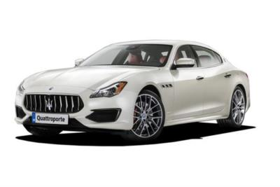 Maserati Quattroporte Diesel Saloon V6d 3.0 GranSport 4dr Auto Business Contract Hire 6x35 10000