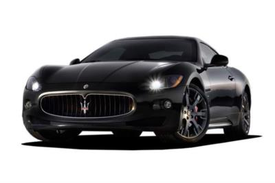 Maserati Granturismo Coupe V8 Sport 2dr MC Shift Business Contract Hire 6x35 10000