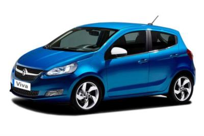 Vauxhall Viva Hatchback 1.0i 75ps SL 5dr Easytronic Business Contract Hire 6x35 10000