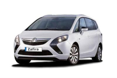 Vauxhall Zafira Tourer 1.4T 140ps Design 5dr Auto Business Contract Hire 6x35 10000
