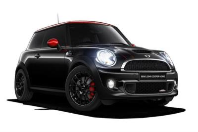 Mini Hatchback John Cooper Works 2.0 (Chili Pack) 3dr Mt Personal Contract Hire 6x35 10000