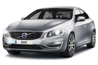Volvo S60 T4 (190ps) Se Nav 6Mt (Leather) Personal Contract Hire 6x35 10000