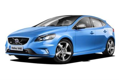 Volvo V40 Hatchback T2 (122ps) Momentum Geartronic 5dr Auto Business Contract Hire 6x35 10000