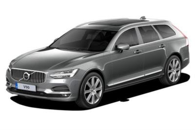 Volvo V90 Diesel D4 190ps R-Design Geartronic Auto Business Contract Hire 6x35 10000