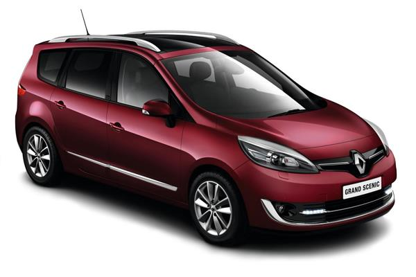 Renault Grand Scenic Diesel Estate 1.5 dCi Hybrid Assist Signature (Nav) 5dr Business Contract Hire 6x35 10000