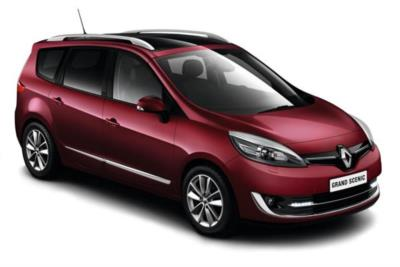 Renault Grand Scenic Estate 1.2 TCE 130 Dynamique (Nav) 5dr Business Contract Hire 6x35 10000