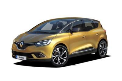 Renault Scenic Estate 1.2 TCE 130 Dynamique (Nav) 5dr Business Contract Hire 6x35 10000