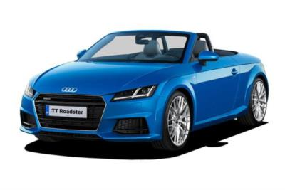 Audi Tt Roadster Special Editions 1.8 Tfsi 180ps Black Edition 2dr 6Mt Business Contract Hire 6x35 10000