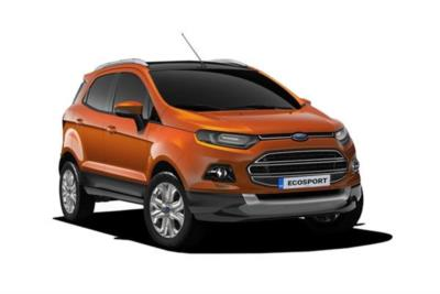 Ford Ecosport 1.5 112ps Zetec 5dr 5Mt Business Contract Hire 6x35 10000