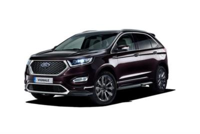 Ford Edge Vignale 2.0 Tdci 180ps 5dr 6Mt Business Contract Hire 6x35 10000