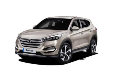 Hyundai Tucson Diesel Estate 1.7 CRDi Blue Drive Se Nav 5dr 2wd DCT Business Contract Hire 6x35 10000