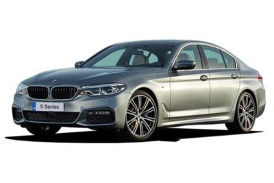 Bmw 5 Series Diesel Saloon 520d 190ps M-Sport 4dr Step Auto Business Contract Hire 6x35 10000