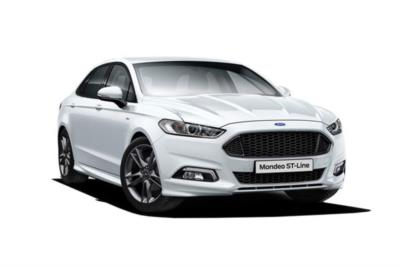 Ford Mondeo Diesel Hatchback 2.0 TDCi 150ps ST-Line 5dr 6Mt Business Contract Hire 6x35 10000