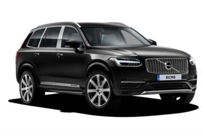 Volvo Xc90 Diesel Estate 2.0 D5 PowerPulse Inscription AWD Geartronic Business Contract Hire 6x35 10000
