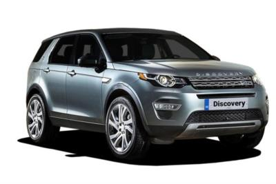 Land Rover Discovery Sport Diesel 2.0 ed4 150ps Pure Special Edition 5dr 6Mt (5 Seat) Business Contract Hire 6x35 10000