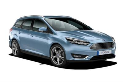 Ford Focus Diesel Estate 2.0 Tdci 185ps ST-2 Navigation 5dr 6Mt Business Contract Hire 6x35 10000