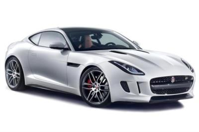 Jaguar F-Type Coupe 3.0 Supercharged V6 R-Dynamic 2dr 6Mt Business Contract Hire 6x35 10000