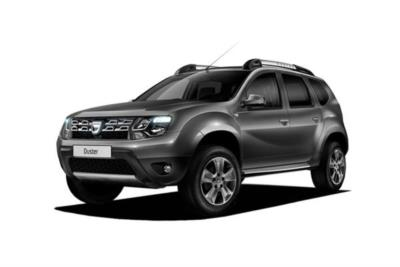 Dacia Duster Diesel 1.5 Dci 110ps Prestige 5dr Auto Business Contract Hire 6x35 10000