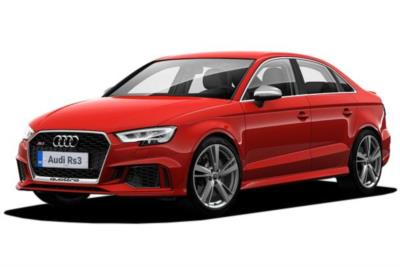 Audi Rs3 Saloon 2.5 Tfsi Quattro 400ps 4dr S-Tronic 7At Business Contract Hire 6x35 10000
