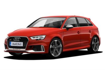 Audi Rs3 Sportback 2.5 Tfsi Quattro 400ps 4dr S-Tronic 7At Business Contract Hire 6x35 10000
