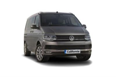 Volkswagen California Diesel Estate 2.0 Tdi BluemotionTech Ocean 204 5dr 4 Motion DSG Business Contract Hire 6x35 10000