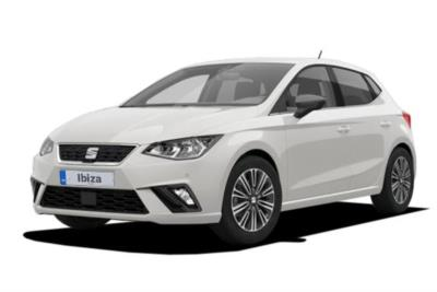 Seat Ibiza Hatchback 1.0 Tsi 95ps Se 5dr 6Mt Business Contract Hire 6x35 10000