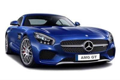 Mercedes Benz AMG GT 4.0 V8 476ps 2dr DCT-7 Auto Business Contract Hire 6x35 10000